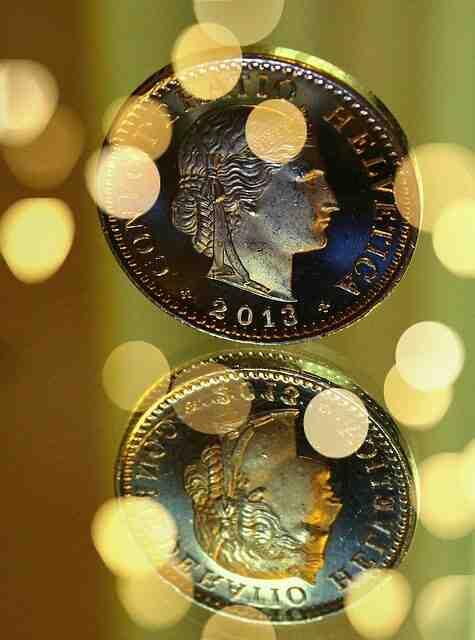 Comment changer des euros en francs suisses ?