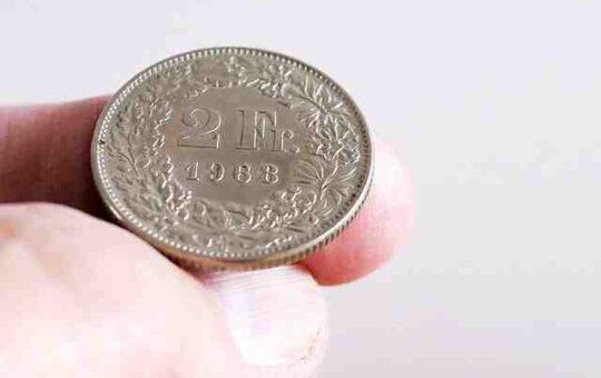Convertir euro en franc suisse